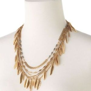 Stella and Dot 5 Layer Necklace